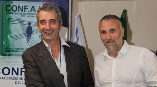 Confail primo sindacato in Jannsen: la soddisfazione del segretario provinciale